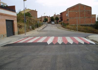 Pas peatonal alçat