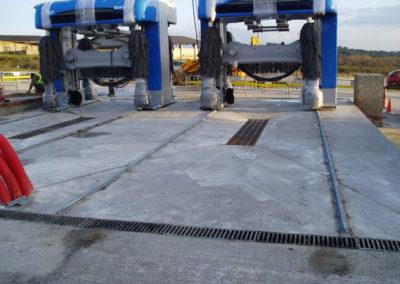 Construcció d'instal·lacions petroleres