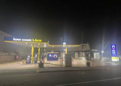 Construcció de gasolineres i autorentats